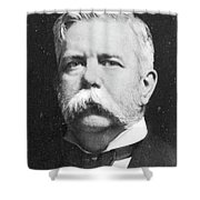 George Westinghouse (1846-1914) Shower Curtain