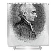 George Wythe (1726-1806) Shower Curtain