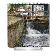 Georgetown Memories  Shower Curtain