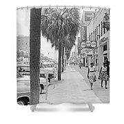 Georgia Albany, 1962 Shower Curtain