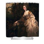 Georgiana Cavendish, Duchess Shower Curtain