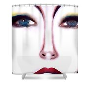 Georgiana Shower Curtain