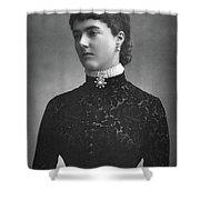 Georgina Ward (1846-1929) Shower Curtain