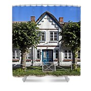 German Country House  Shower Curtain