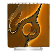 Germane Shower Curtain