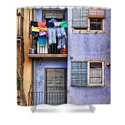 Gerona 3 Shower Curtain