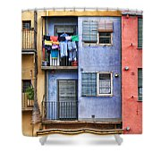 Gerona - 5 Shower Curtain