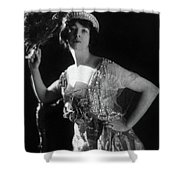 Gertrude Whitney (1875-1942) Shower Curtain