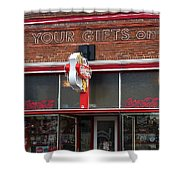 Get Your Gifts On 66 Shower Curtain