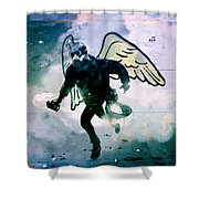Get Your Shine On.. Shower Curtain