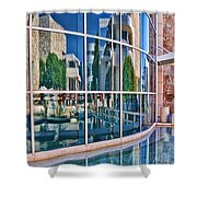 Getty Reflections Shower Curtain