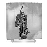 Gettysburg Angel Shower Curtain