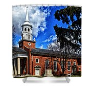 Gettysburg Lutheran Seminary Chapel Shower Curtain