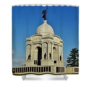 Gettysburg - Pennsylvania Memorial Shower Curtain