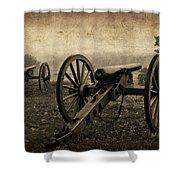 Gettysburg Revisited Shower Curtain