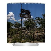 Gho Ranch Shower Curtain