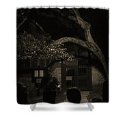 Ghosthunters Shower Curtain