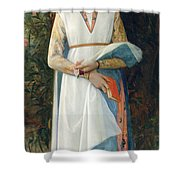 Giacomina Shower Curtain