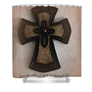 Gift Of Life Shower Curtain
