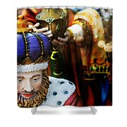 Gift Of The Magi Shower Curtain