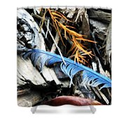 Gifts From Nature Shower Curtain