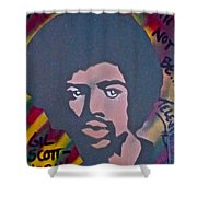 Gil Scott-heron 2 Shower Curtain