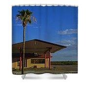 Gila 520208 Shower Curtain by Skip Hunt
