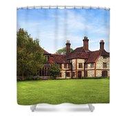 Gilbert White's House Shower Curtain
