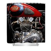 Gilera Saturno Engine 2 Shower Curtain