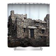 Gillette Castle Shower Curtain