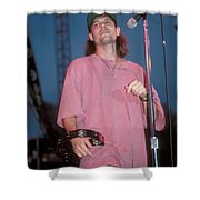 Gin Blossoms Shower Curtain