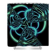 Gingezel 1 The Limit Shower Curtain