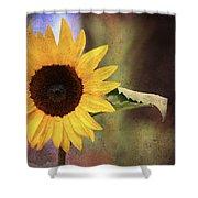 Girasole Shower Curtain