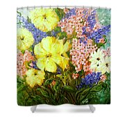 Give Me Serenity Shower Curtain