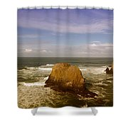 Give Me The Ocean Shower Curtain