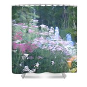 Giverny North Number Nine Shower Curtain