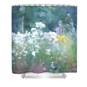 Giverny North Number Two Shower Curtain