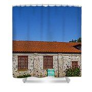 Giving Church Shower Curtain