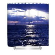 Giving Hope Shower Curtain