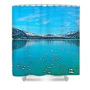 Glacier Bay National Park-alaska Shower Curtain