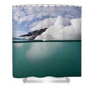 Glacier Bay National Park, Alaska Shower Curtain
