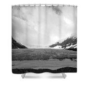 Glacier Field Shower Curtain