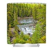 Glacier National Park Splendor Shower Curtain