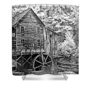 Glade Creek Crist Mill Shower Curtain