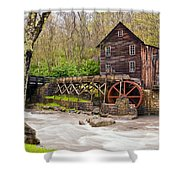 Glade Creek Shower Curtain