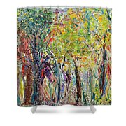 Glade Shower Curtain