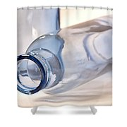 Glass Objects 3 Shower Curtain