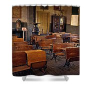 Gleichen School 1888 Shower Curtain