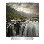 Glen Coe Shower Curtain