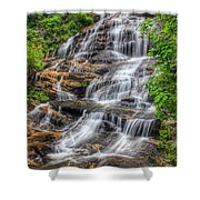 Glen Falls Shower Curtain